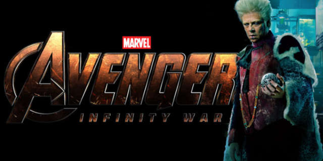 Is Benicio Del Toro's The Collector In Avengers: Infinity War