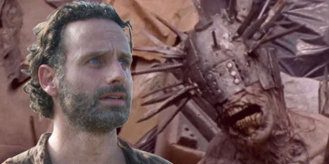 is rick going to lose his hand