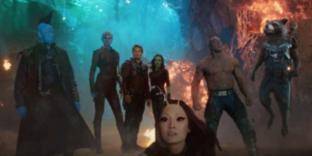 is this the new guardians of the galaxy roster