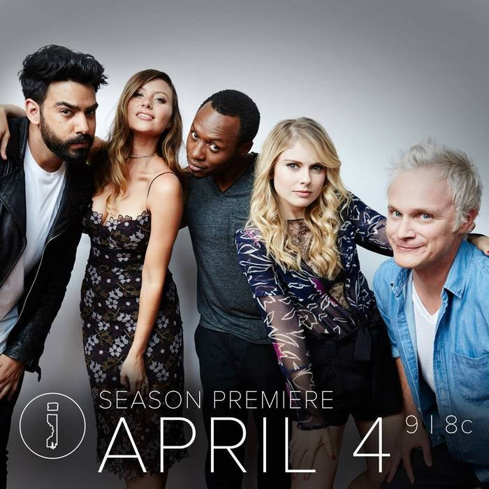 Season 3 2017 Ep 13 123movies To: IZombie Season 3 Cast Photo Released