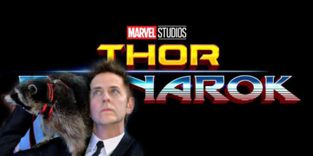 james gunn guardians of the galaxy director praises thor ragnarok
