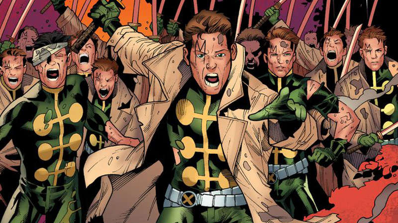 Jamie Madrox The Multiple Man