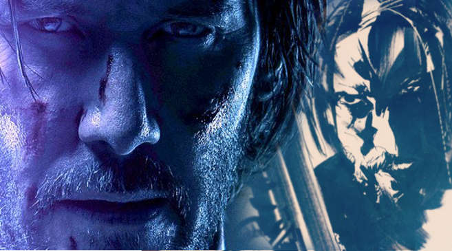 New John Wick: Chapter 2 Artwork Revealed by Jock