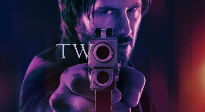 New John Wick: Chapter 2 Poster Aims To Kill