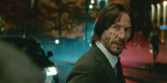 john wick chapter 2 super bowl spot released