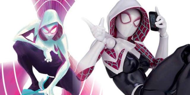 Kaiyodo-Revoltech-Spider-Gwen-Figure-Header