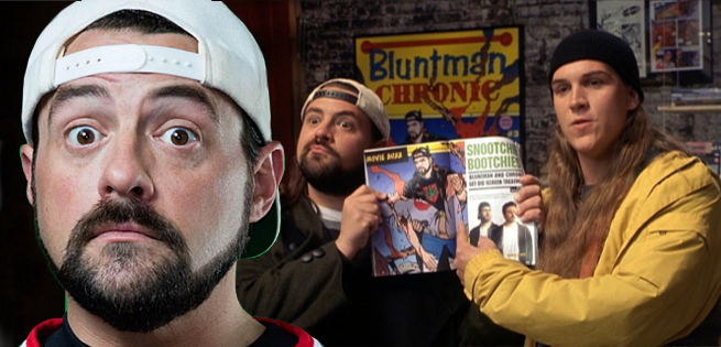 Kevin Smith Still Has Plans For His Clerks 3 & Mallrats 2 Scripts
