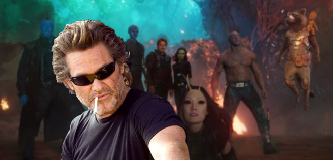 Guardians Of The Galaxy Cast On Working With Kurt Russell
