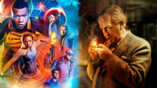 legends of tomorrow jrr tolkien