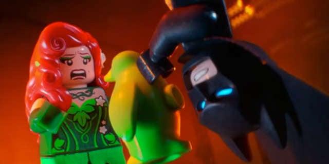 LEGO Batman Movie Poison Ivy Batman