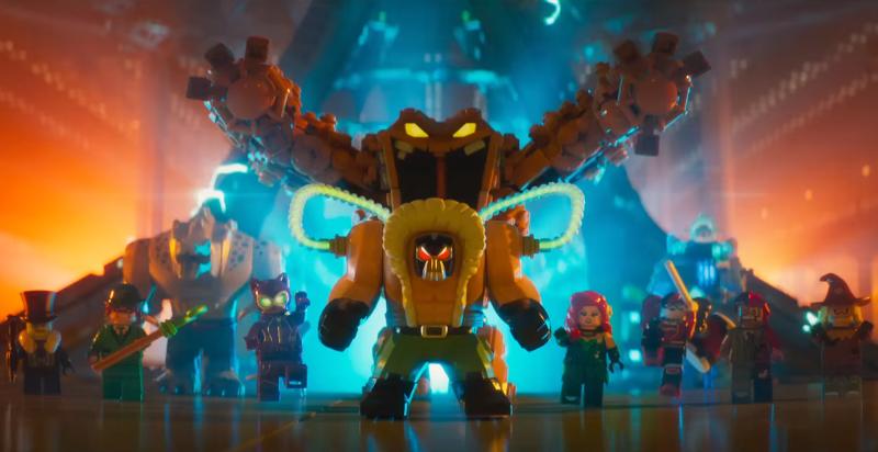 LEGO Batman Movie Villains