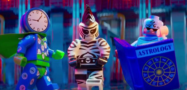 Joker Introduces Obscure DC Villains In New LEGO Batman Movie Clip
