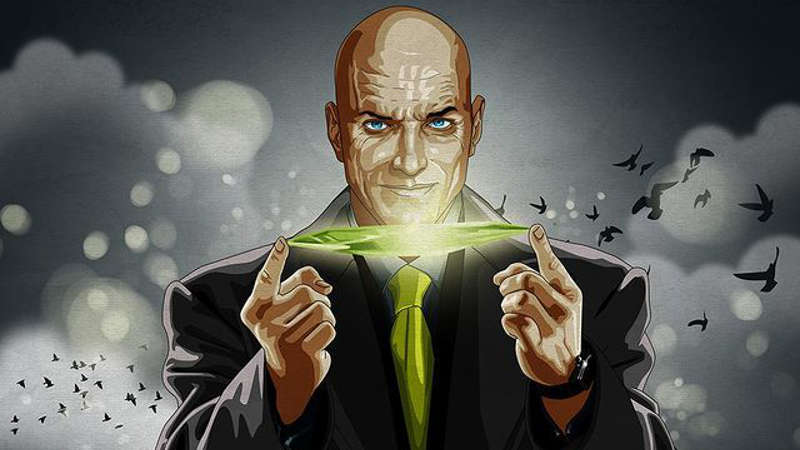 Why Lex Luthor Needs to Be In the DC TV Universe