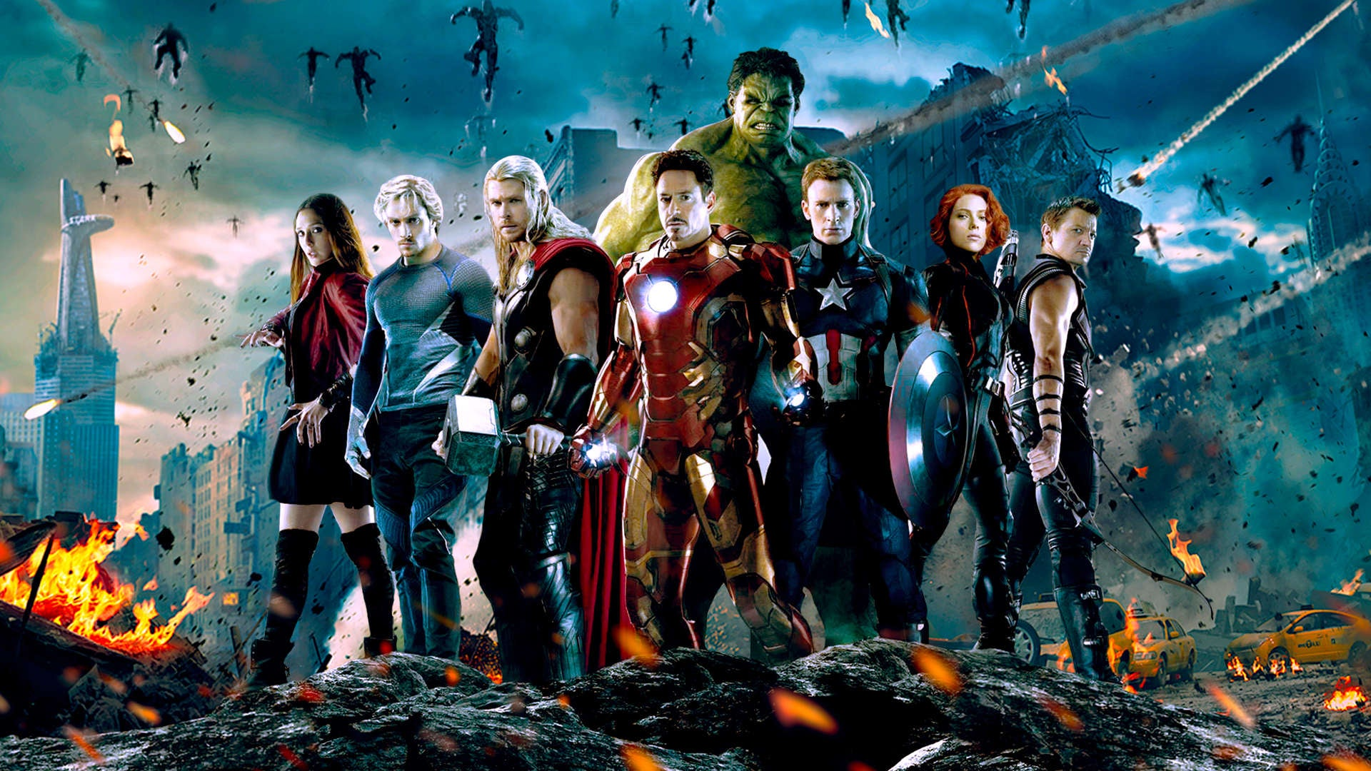 Kevin Feige On Why Marvel's Films Don't Overlap Anymore