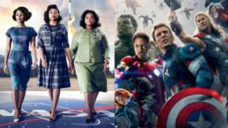 marvel hidden figures