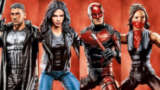 Marvel Legends Netflix