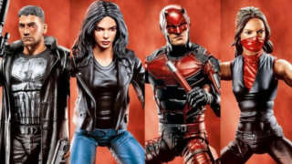 Marvel Legends Netflix