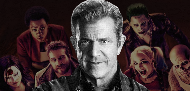 Mel Gibson Confirms He Is In Talks With WB To Direct Suicide Squad 2