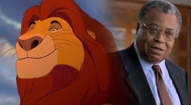 Disney Brings Back James Earl Jones As Mufasa In The Lion King