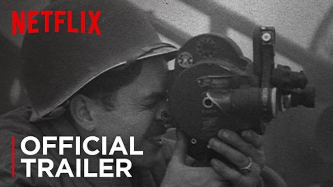 Netflix Documents Hollywood and WWII in Five Came Back with Spielberg, Del Toro, Greengrass, and More
