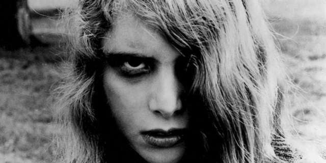 night of the living dead girl george romero zombie