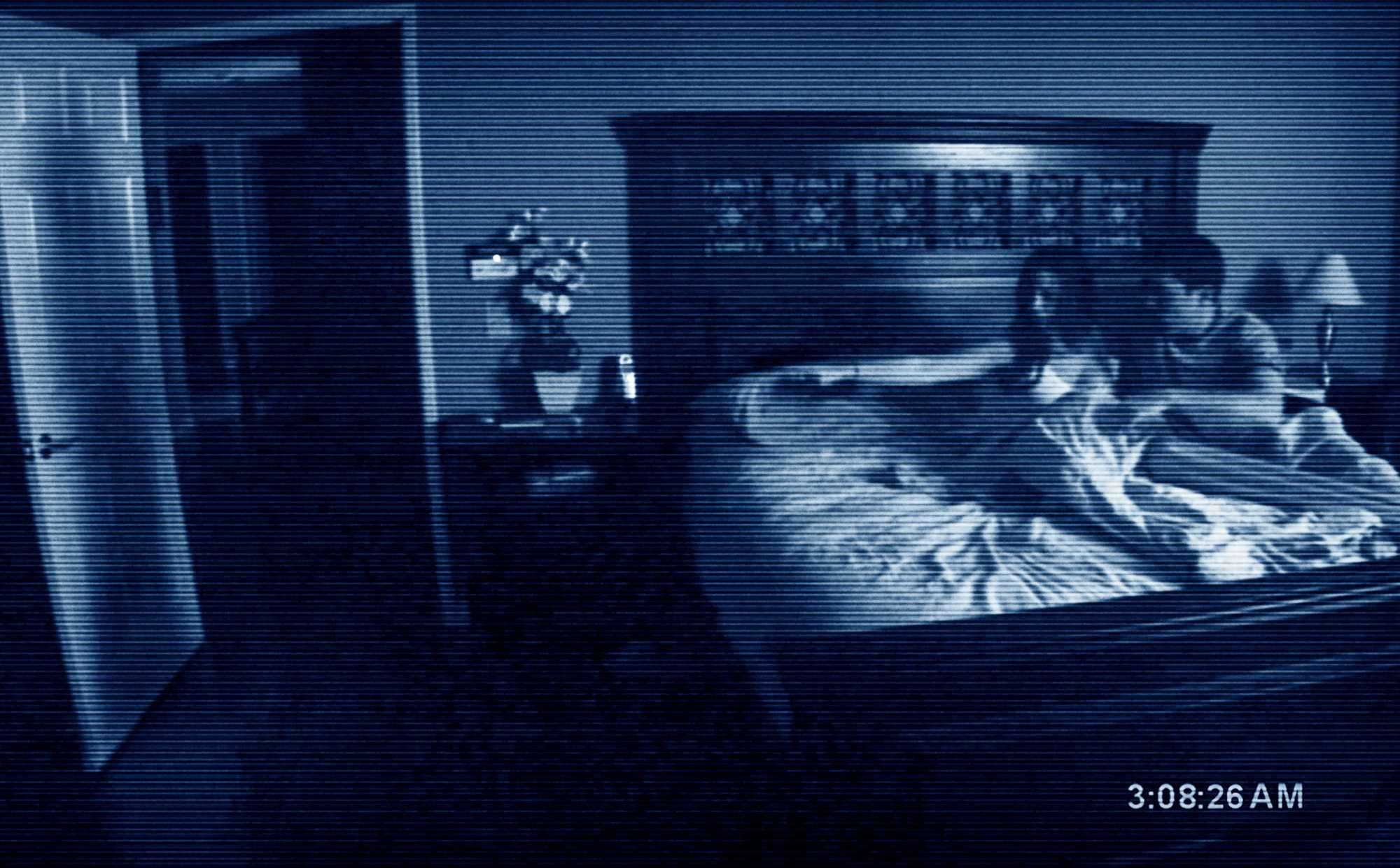 Paranormal Activity Director Shares Original Audition Tapes