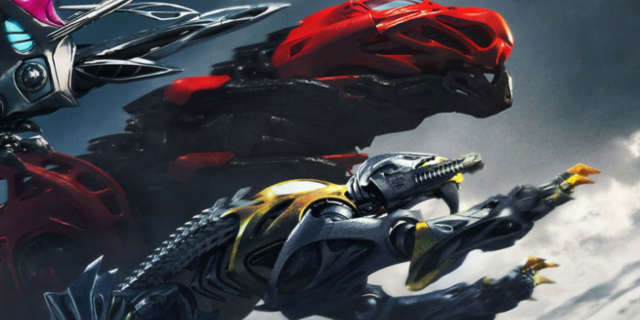 Power Rangers Toy Reveals How The Megazord Is Formed