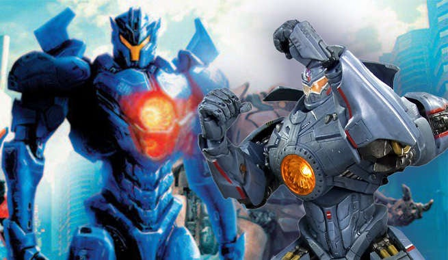 First Look At Pacific Rim: Uprising's Jaegers