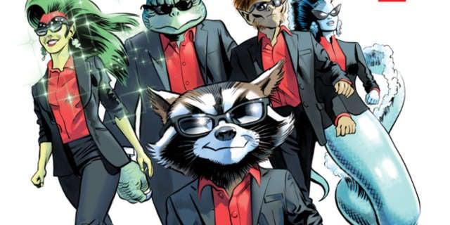 Rocket Raccoon 1 -Cover