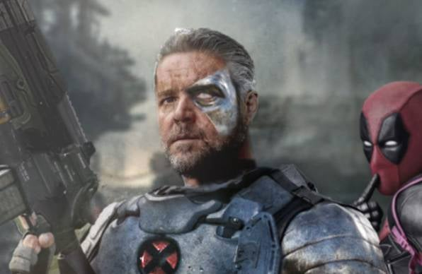 Is Russell Crowe Teasing Playing Cable In Deadpool 2?