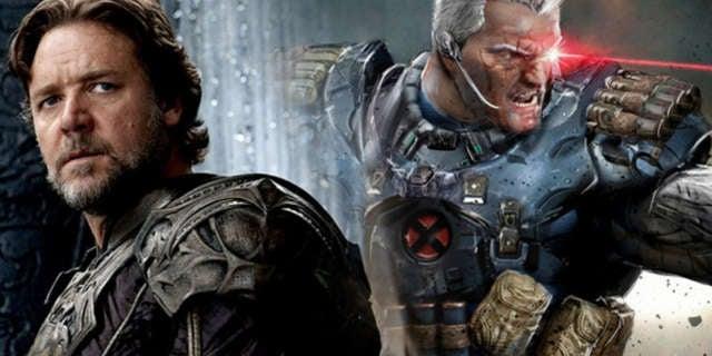 Resultado de imagem para Deadpool 2: Russell Crowe Cable