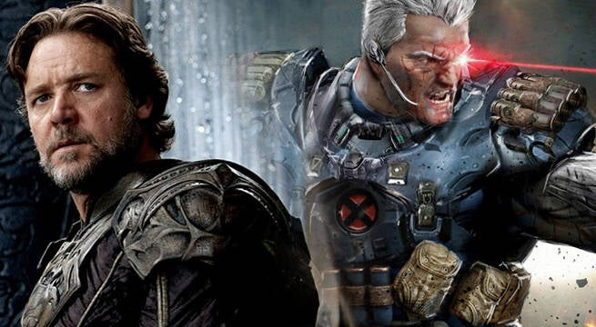 Deadpool 2: Russell Crowe Interested in Playing Cable?