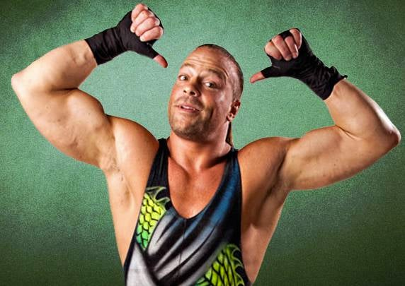 Rob Van Dam Talks Possible WWE Return