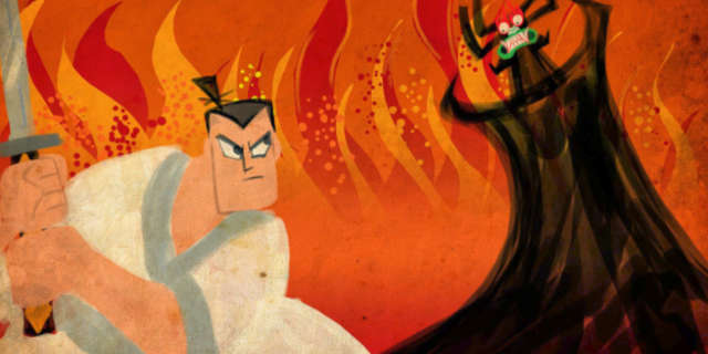 Samurai Jack Live Stream Adult Swim 2017