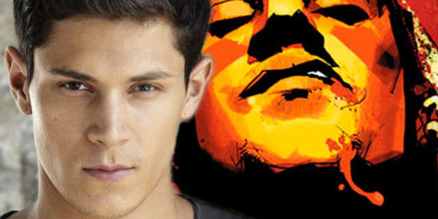 scalped pilot cast alex meraz lead role dashiell bad horse wgn