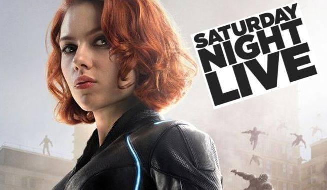 Avengers: Infinity War's Scarlett Johansson To Host SNL