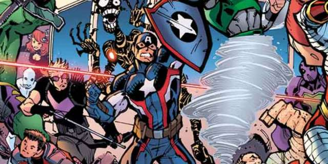 Secret Empire Where's Hydra Part Variant