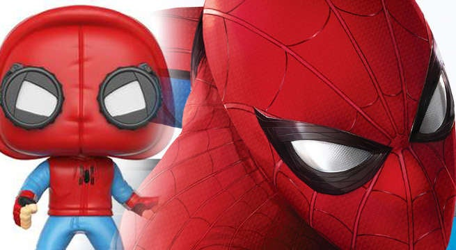 Funko Debuts Spider-Man Homecoming POPs