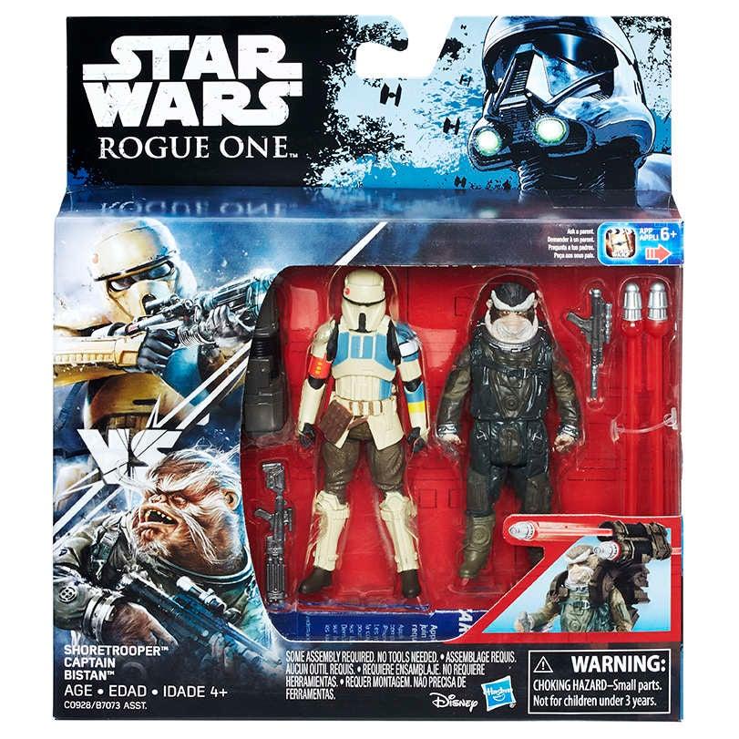 star wars: hasbro releasing new rogue one figures