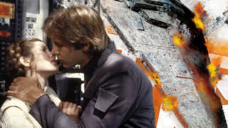 Star Wars Aftermath Empire's End Princess Leia Han Solo Relationship