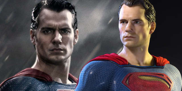 Stunning Batman v Superman Sideshow Figure Unveiled
