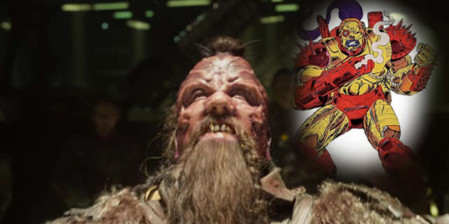 Taserface in Guardians of the Galaxy vol 2