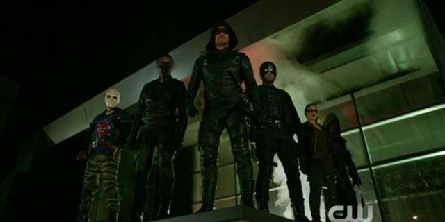 team-arrow-season-5