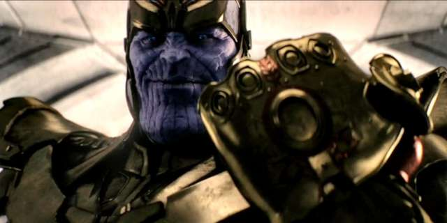 thanos ultron credits
