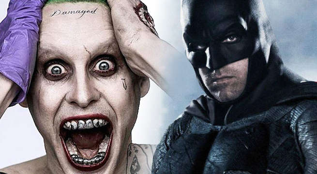 Jared Leto Teases Fans With Joker, Batman Artwork
