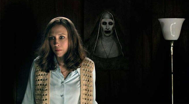 the conjuring 2 the nun spin-off