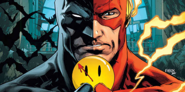 the flash batman crossover the button 21 spoiler returns