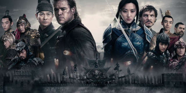 The Great Wall Movie (Reviews) starring Matt Damon
