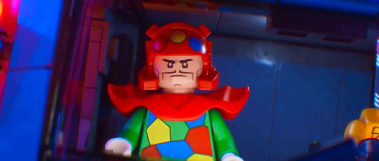 The LEGO Batman Movie Villains -  Crazy Quilt
