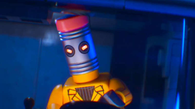 The LEGO Batman Movie Villains -  Eraser
